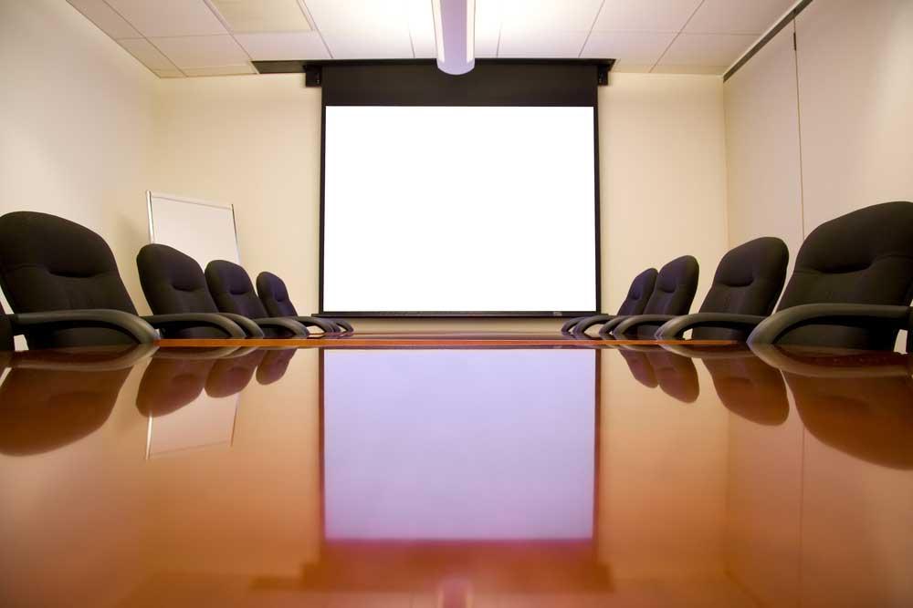 Effective technical slide presentation, presenter view
