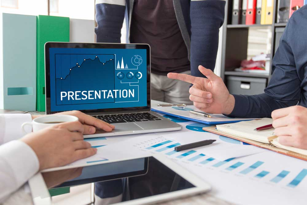 Build a Presentation Deck when using PowerPoint