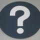 Q&A, question mark